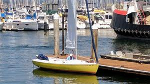 Used Schock Harbor 20 Sloop Sailboat For Sale