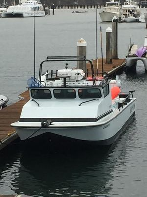 Used Anderson 31 Commercial Boat For Sale