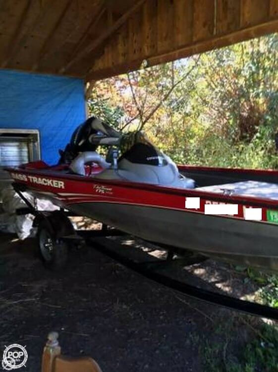 Used Tracker 175 Pro Glide Bass Boat For Sale