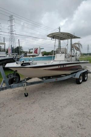 Used Cajun 1994 2100 Trans Center Console Fishing Boat For Sale