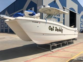 Used World Cat 270 TE Center Console Fishing Boat For Sale