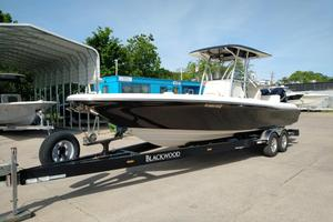 Used Blackwood 27 CC Center Console Fishing Boat For Sale