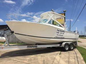 New Albemarle 25 Express Fisherman Sports Fishing Boat For Sale