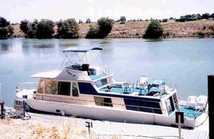Used Boatel House Boat For Sale