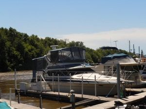 Used Wellcraft SAN REMO 43 Aft Cabin Boat For Sale