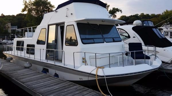 Used Holiday Mansion House Boat For Sale