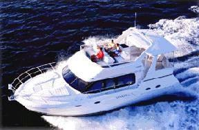Used Carver Yachts 406 Motor Yacht For Sale