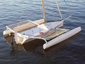 Used Trimaran Sailboat Other Sailboat For Sale