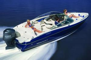 New Monterey 217 Blackfin High Performance Boat For Sale