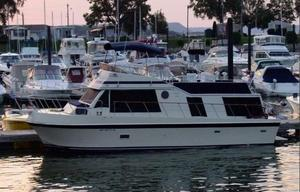Used Bluewater 40 Trawler Boat For Sale
