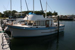 Used Transpacific Marine Transpac 39 Trawler Boat For Sale