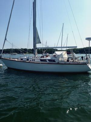 Used Little Harbor Centerboard Sloop Cruiser Sailboat For Sale