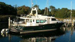 Used Custom Sea Star Pilothouse Motor Yacht For Sale