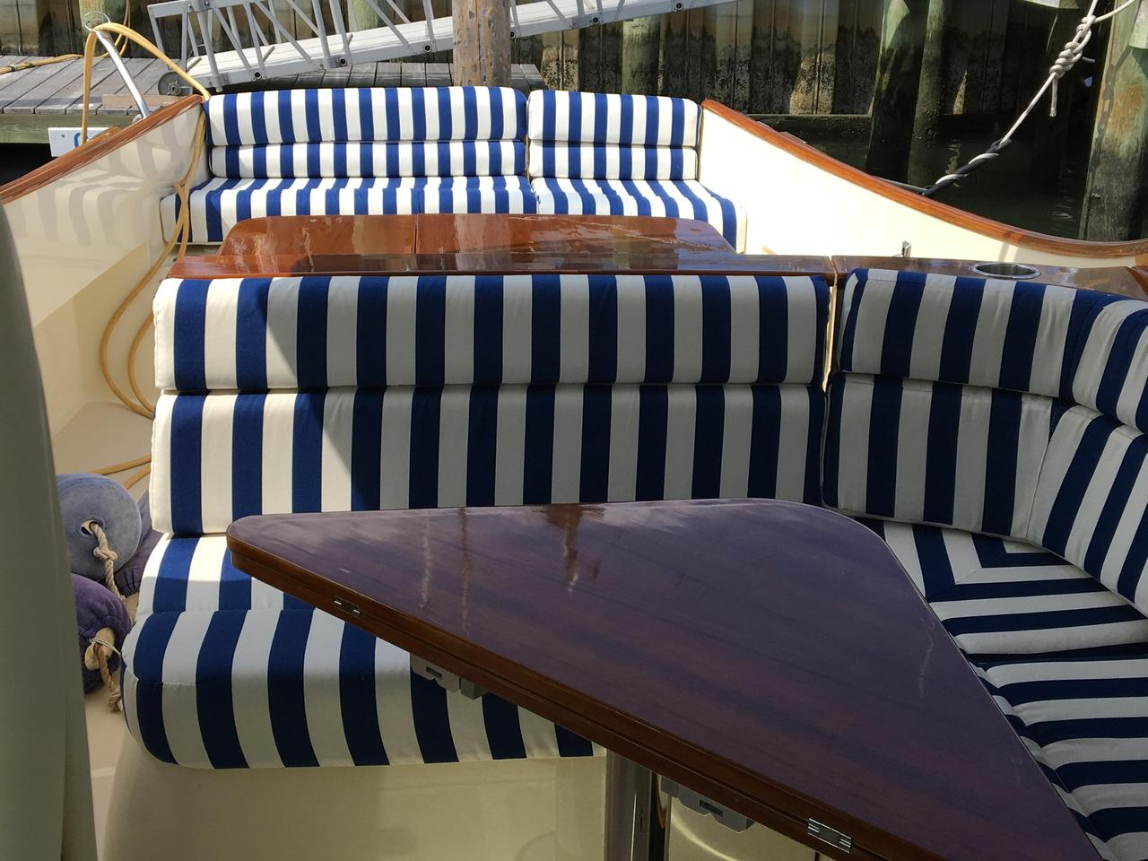 Used Hinckley Picnic Boat EP High Performance Boat For Sale - Picnic table boat for sale