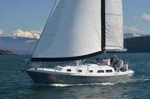 Used Cal 39 Cruiser Sailboat For Sale