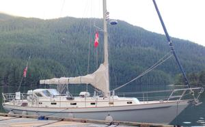 Used Morris Yachts Ocean Series 44 / 46 Cruiser Sailboat For Sale
