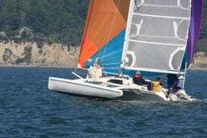Used Corsair F28R Trimaran Sailboat For Sale