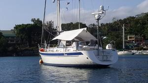 Used Hallberg-Rassy 43 Cruiser Sailboat For Sale