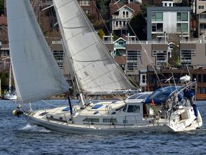 Used Outbound 44 Cruiser Sailboat For Sale