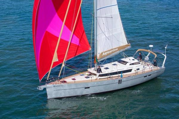 New Garcia Exploration 52 Cruiser Sailboat For Sale