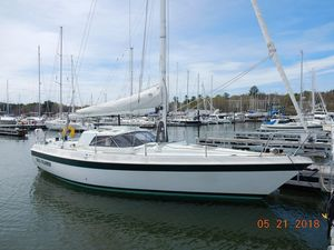 Used Tanzer 10.5 Center Cockpit Sailboat For Sale