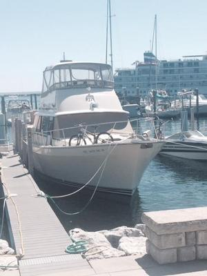 Used Mainship 40 Double Cabin Nantucket Aft Cabin Boat For Sale