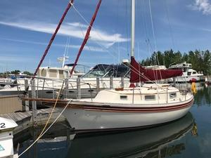 Used Bayfield Sail Boat Cutter Sailboat For Sale