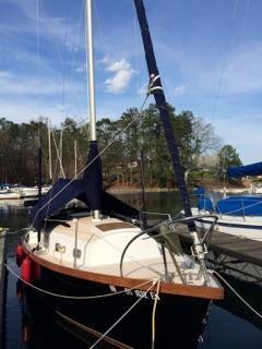 Used Bristol 26 Cruiser Sailboat For Sale