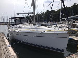 Used Hunter 41 Sloop Sailboat For Sale