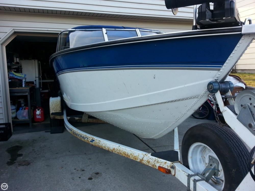 Used Starcraft Superfisherman 190 Aluminum Fishing Boat For Sale
