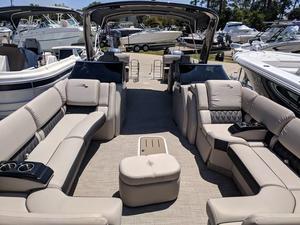 New Bennington 30 Pontoon Boat For Sale