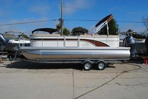 New Bennington 23 SSRX Pontoon Boat For Sale