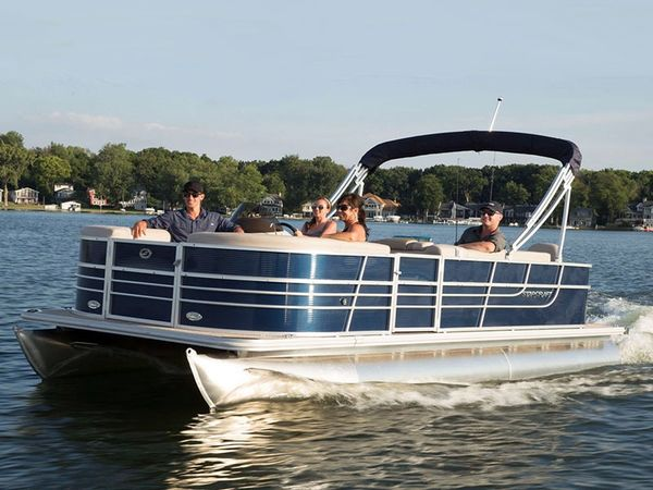 New Starcraft Boats 216 Stardeck Pontoon Boat For Sale
