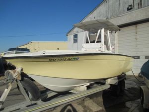 Used Irvette 236 Command Console Center Console Fishing Boat For Sale