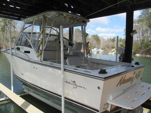 Used Albemarle 265 Express Fisherman Cuddy Cabin Boat For Sale