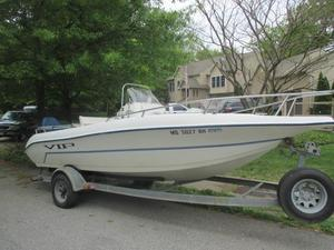 Used Vip 186 CCF Center Console Fishing Boat For Sale