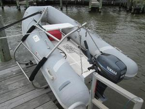 Used Apex A10 Tender Boat For Sale