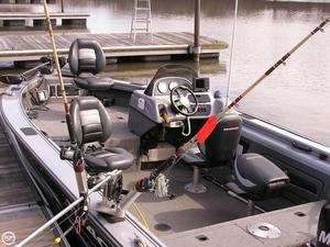 Used Tracker Targa 175SC Aluminum Fishing Boat For Sale