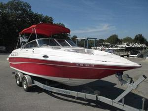 Used Ebbtide 2600 Cuddy Bow Rider Cuddy Cabin Boat For Sale