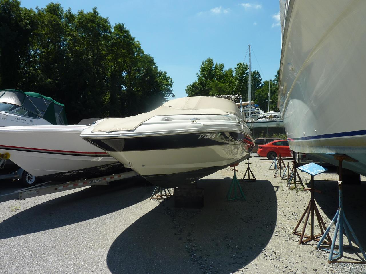 2001 Used Sea Ray 270 Sundeck Other Boat For Sale - $29,999 - Bear