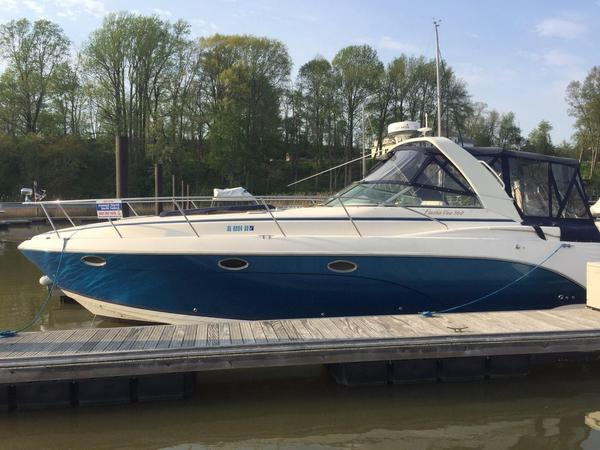 Used Rinker 360 Express Cruiser Boat For Sale