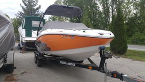Used Sea-Doo 210 SP Jet Boat High Performance Boat For Sale