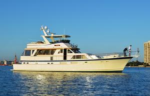Used Hatteras CPMY Motor Yacht For Sale