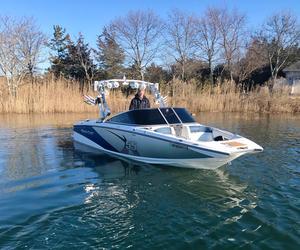 Used Mastercraft X55 Bowrider Boat For Sale