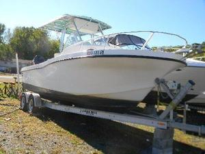 Used Dusky 233 FAC Freshwater Fishing Boat For Sale