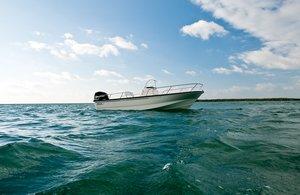 Used Boston Whaler 190 Montauk190 Montauk Center Console Fishing Boat For Sale