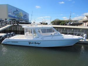 Used Everglades 350lx Cruiser Boat For Sale