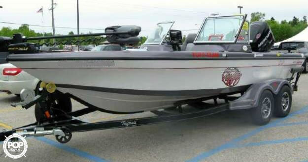 Used Tuffy 21 Osprey Bass Boat For Sale
