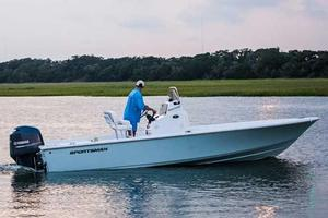 New Sportsman Masters 227 Bay Boat Saltwater Fishing Boat For Sale