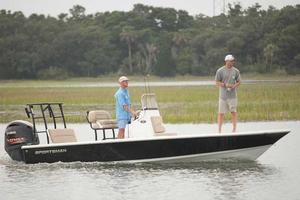 New Sportsman Tournament 214 Bay Boat Center Console Fishing Boat For Sale